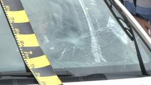 Accident rutier pe strada Clujului. Un motociclist a fost grav rănit.